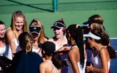 October 15: Girls' Varsity Tennis Dominates Rival La Jolla Country Day School