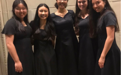 Bishop's Takes Over Honor Choir 2019