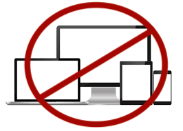 Many students do not have access to reliable WiFi or devices at home.