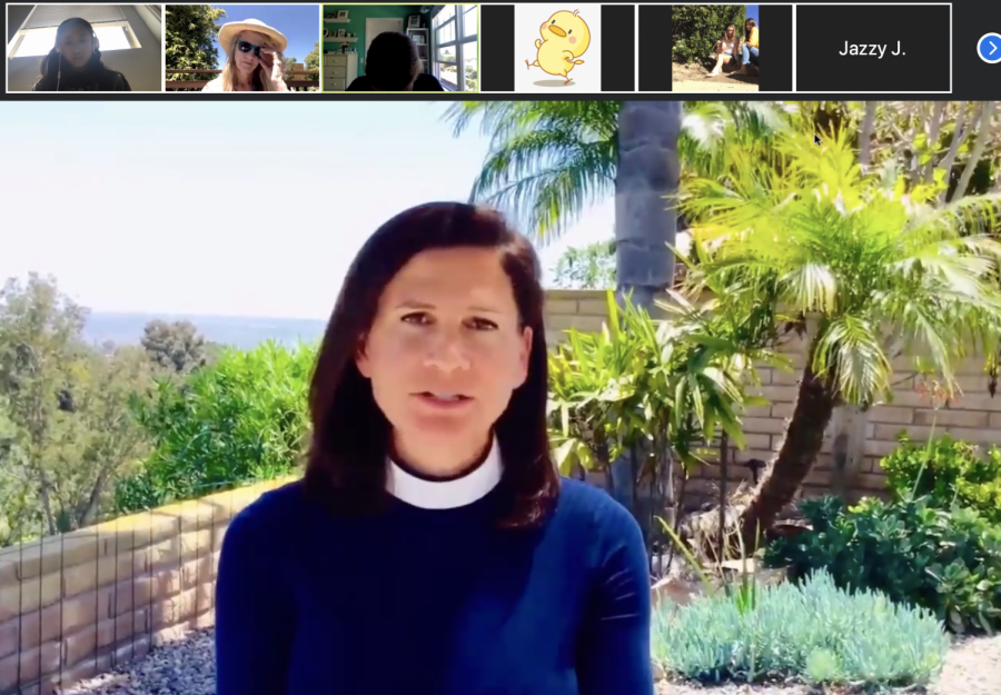 Bishop's Celebrates Earth Day with a Chapel on Zoom