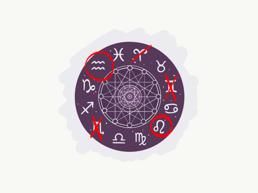Star signs are a core component of astrological readings–each component of a sign builds the core of someone's personality.